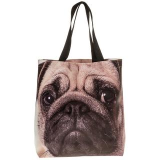 Visage Supermarket Bag Pug Thumbnail 1