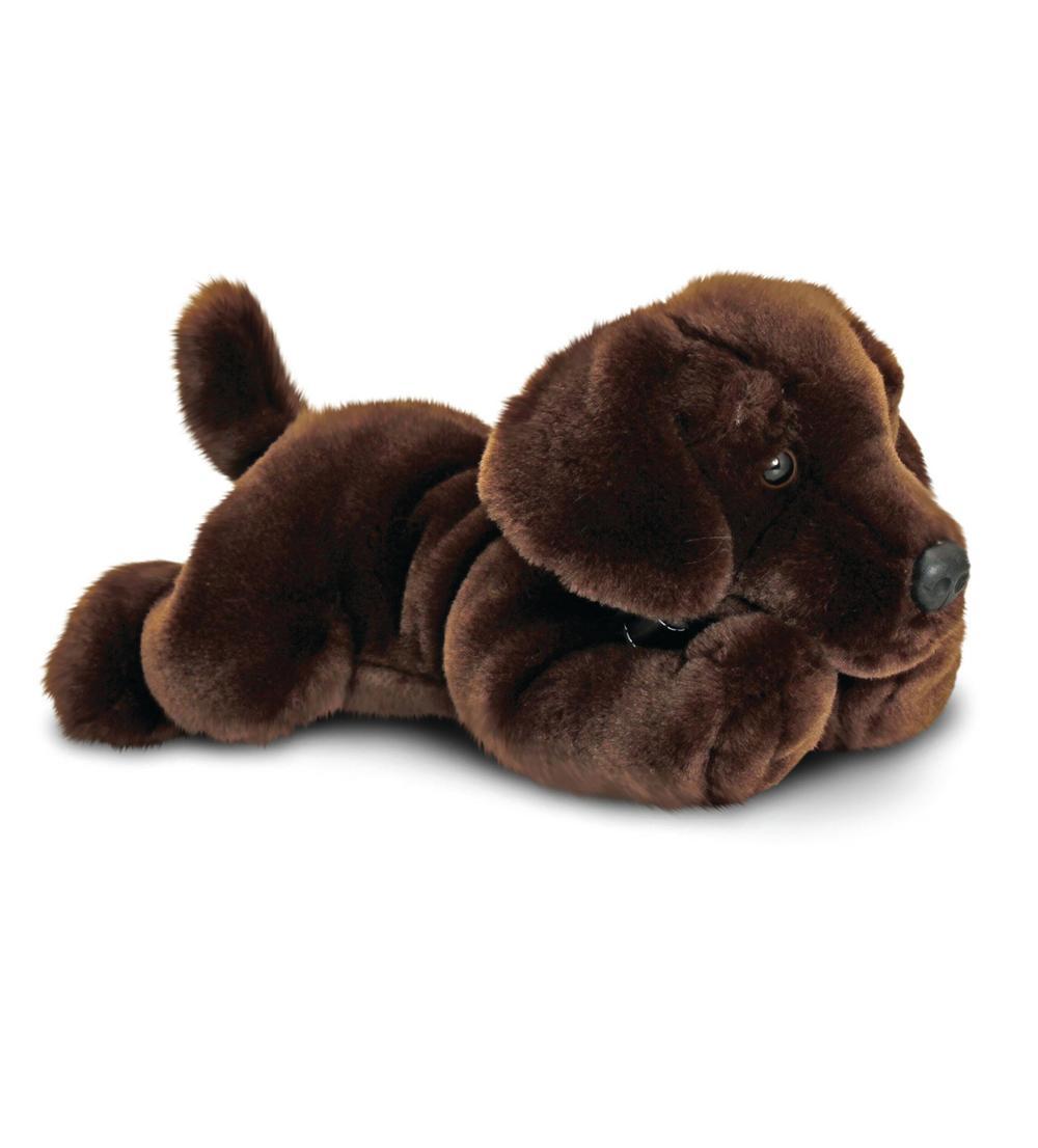 Soft Plushy Labrador Toy Animal