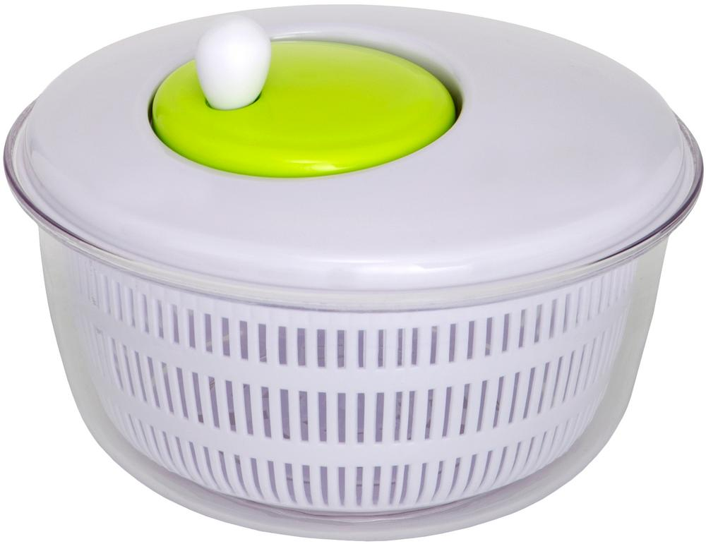 Maturi Salad Spinner, Clear/White/Green