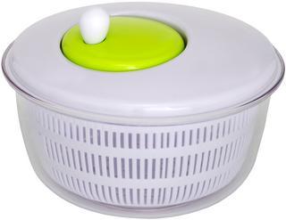 Maturi Salad Spinner, Clear/White/Green Thumbnail 1