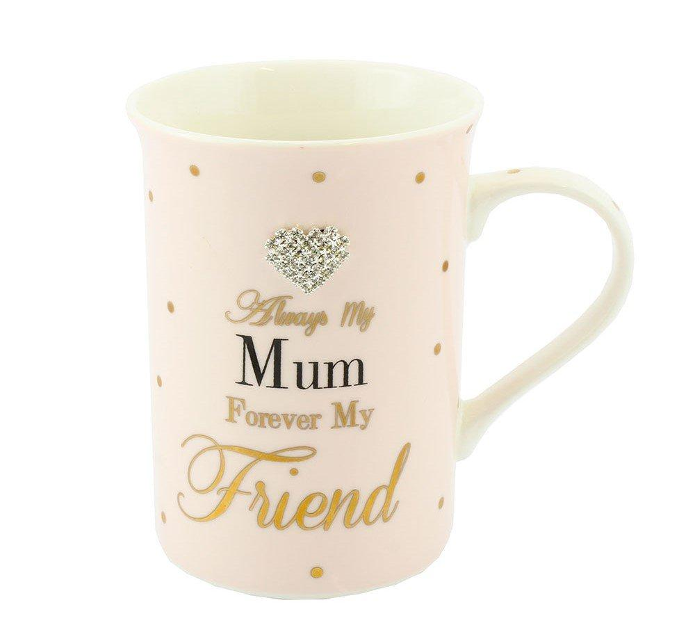 Mad Dots Mum My Friend Mug