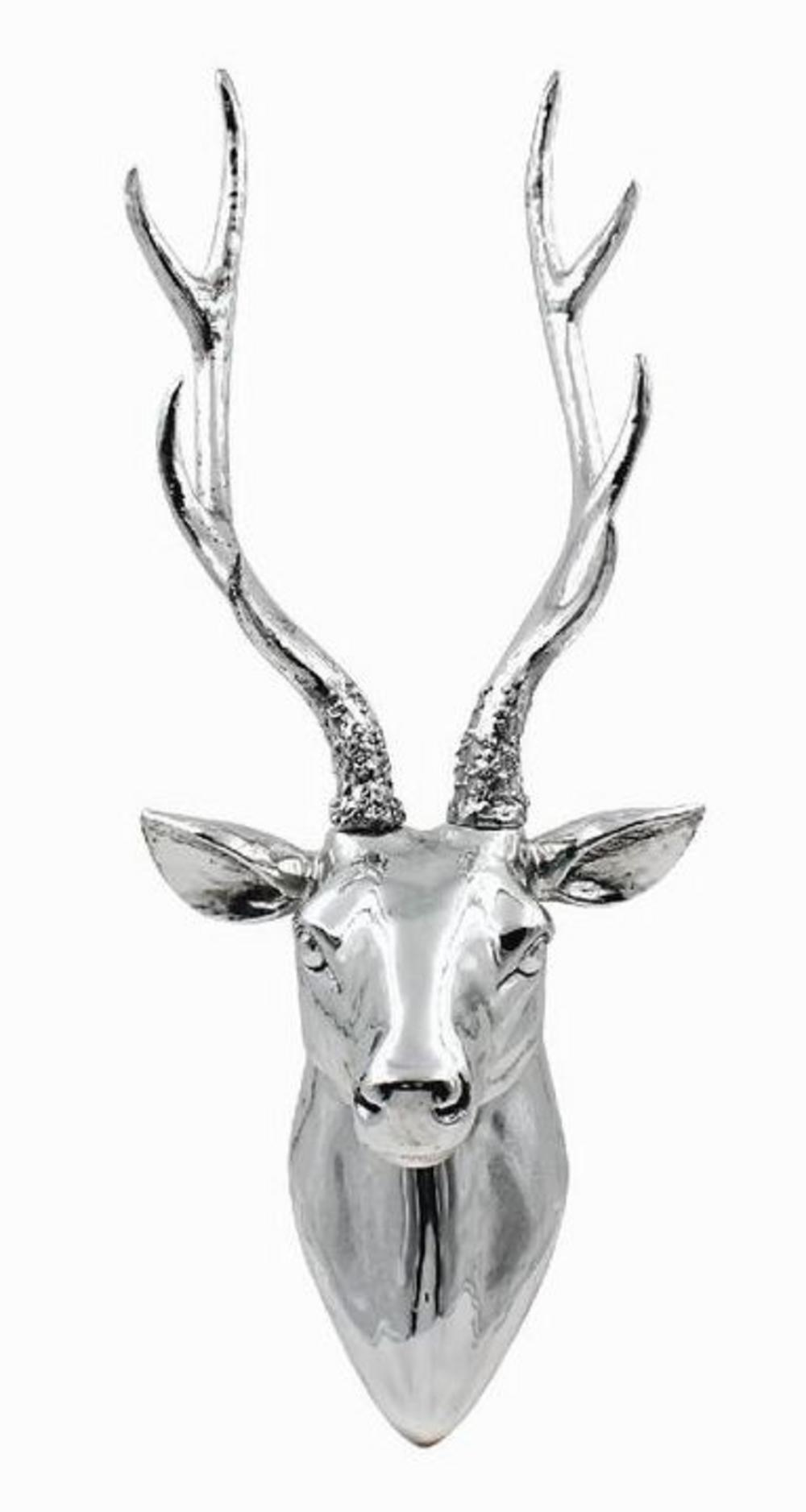 Stags Head Wall Figurine 58cm