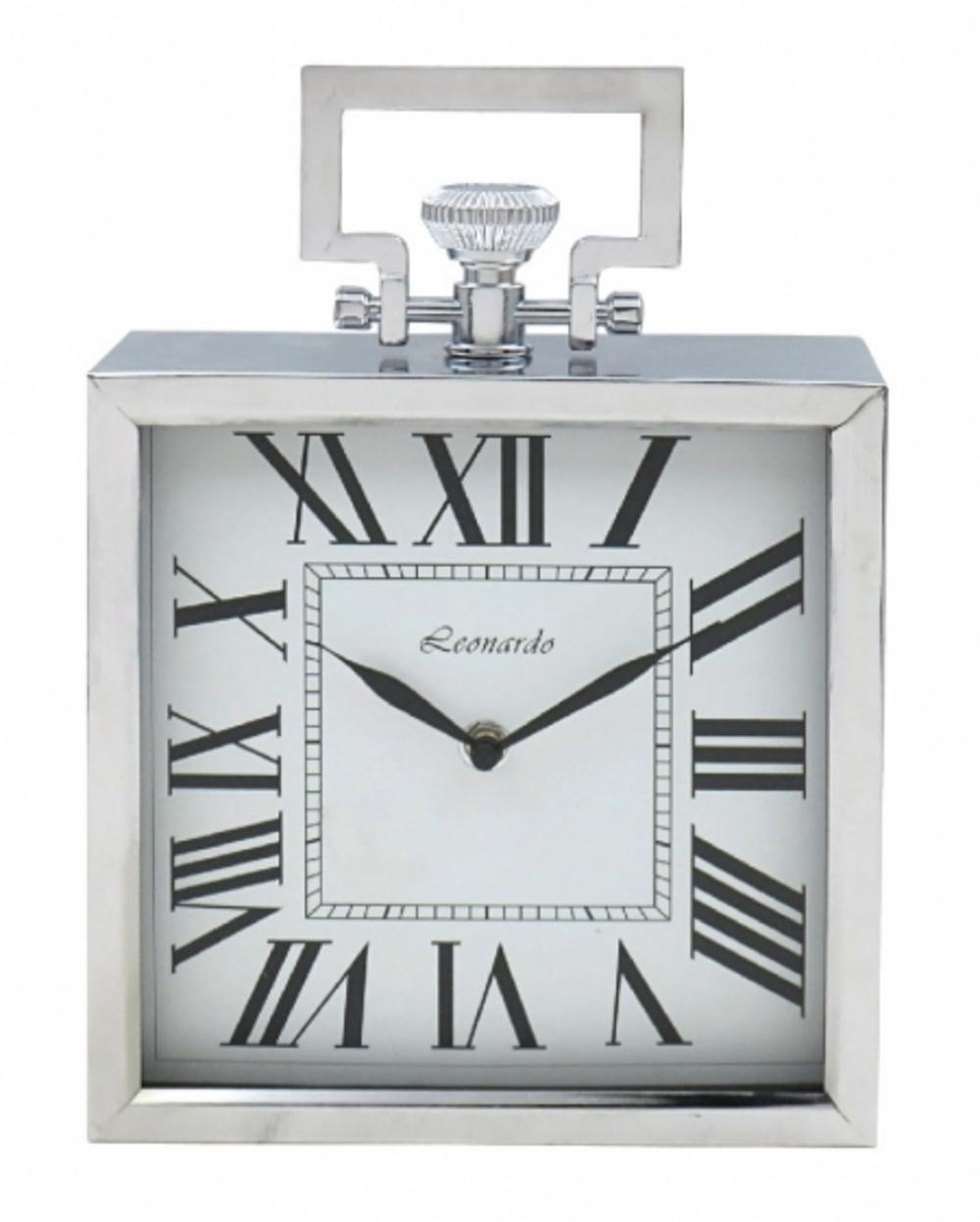Square Mantel Clock