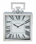 Square Mantel Clock