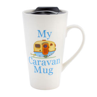 Just For Fun Travel Mug By The Leonardo Collection Thumbnail 1