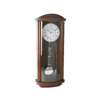 Wm Widdop Roman Dial Modern Pendulum Wall Clock Thumbnail 1