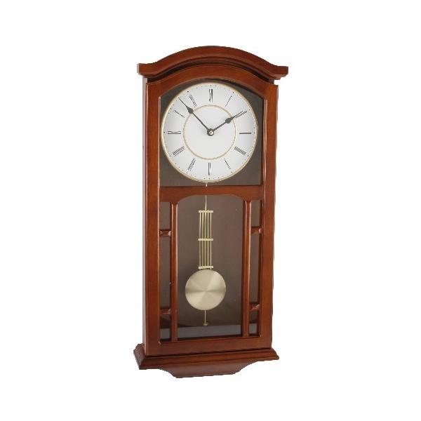 Wm widdop roman dial modern pendulum wall clock ebay - Contemporary pendulum wall clocks ...