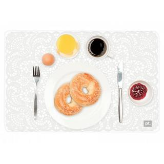 Pt Home Three Dimensional 3D Breakfast Bagel Place Table Dining Placemat Mat Thumbnail 1