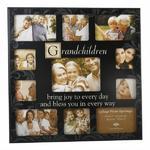 New View Collage Elevan Piece Aperature Grandchildren Photo Frame - Great Gift
