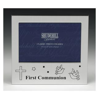 "First Holy Communion Picture Photo Frame 5"" X 3.5"" By Shudehill Giftware Thumbnail 1"