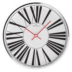 Oliver Hemming Contemporary Roman Dial 30Cm Wall Clock - Great British Design