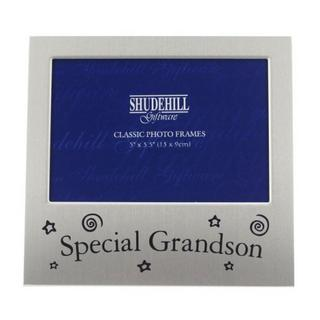 """Shudehill Giftware Special Grandson Picture Photo Frame Gift - 5"""" X 3.5"""" Thumbnail 1"""