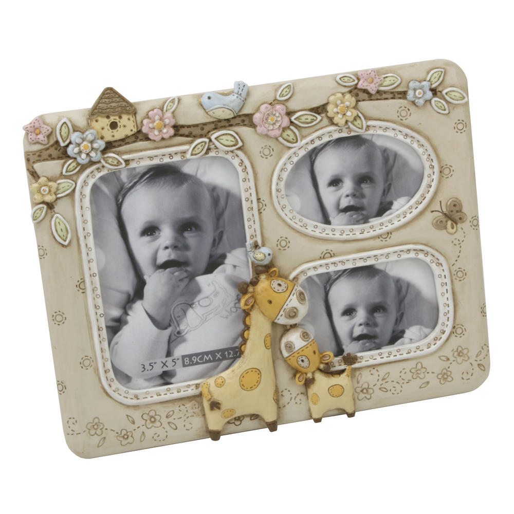 Juliana Baby Noah'S Ark Multi Aperture Rectangular Picture Photo Frame