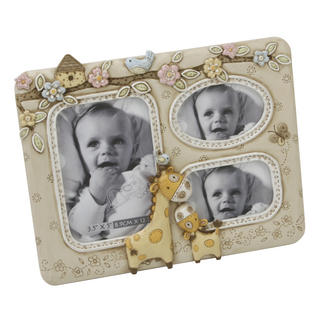 Juliana Baby Noah'S Ark Multi Aperture Rectangular Picture Photo Frame Thumbnail 1