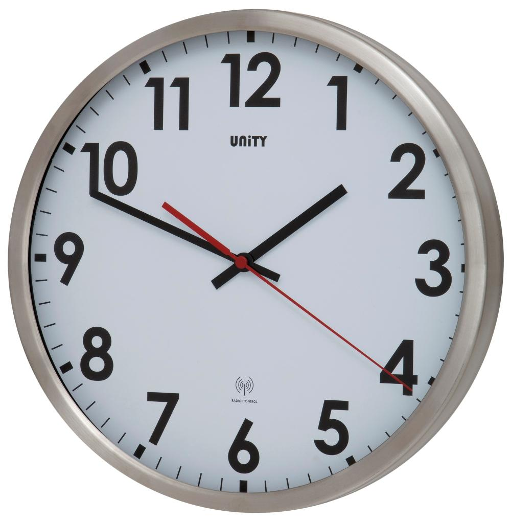 Unity Ingleby Radio Controlled Clock