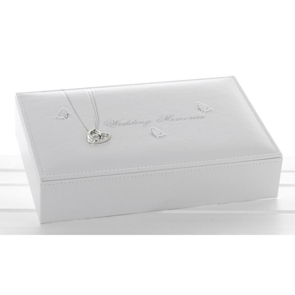 Wedding Rings Memory Box