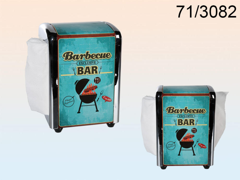 Barbecue Bar Napkin Dispencer