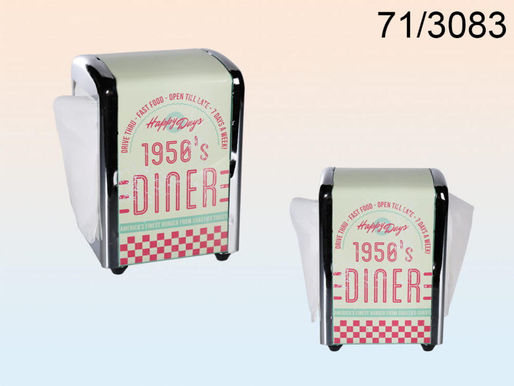 1950's Diner Napkin Dispencer