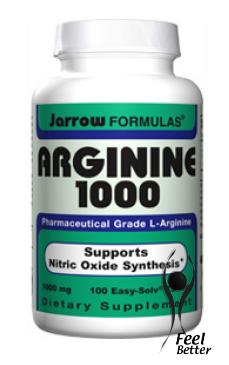l arginine results  fl nitro l arginine me...