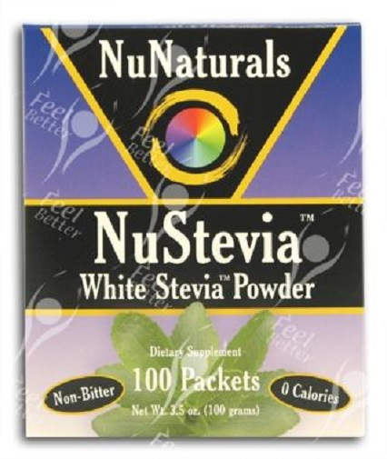 White Stevia Sachets 1g x100 Packets - SUPERSELLER!!!!!