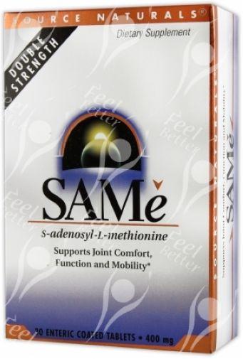 Resultado de imagen para S-adenosil-L-metionina (SAM) - SAMe