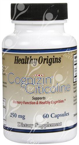 Healthy origins cognizin citicoline