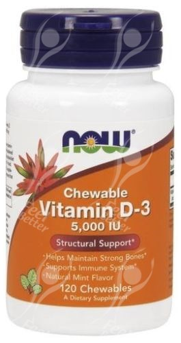 chewable vitamin d 3 d3 5000iu x120tabs great for kids ebay. Black Bedroom Furniture Sets. Home Design Ideas