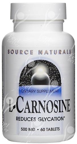 medicine anti aging carnosine.