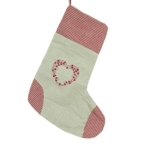 Shabby-Chic-Linen-Christmas-Stocking