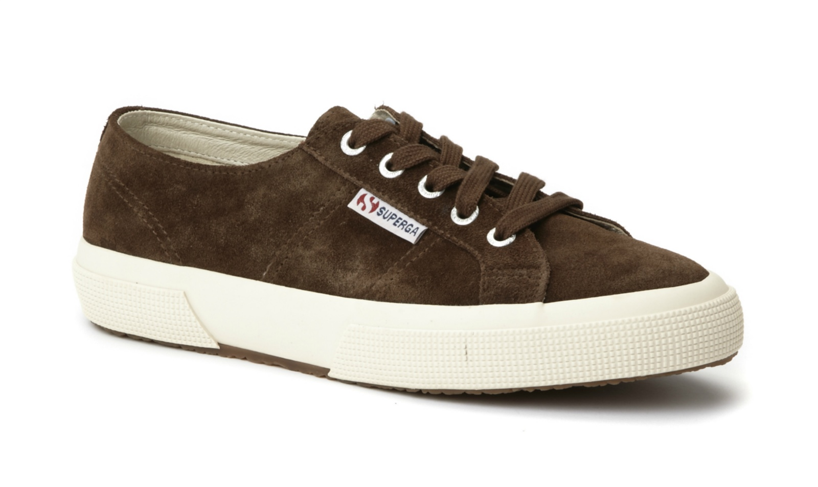 superga unisex 2750 sueu lace up suede trainers tennis