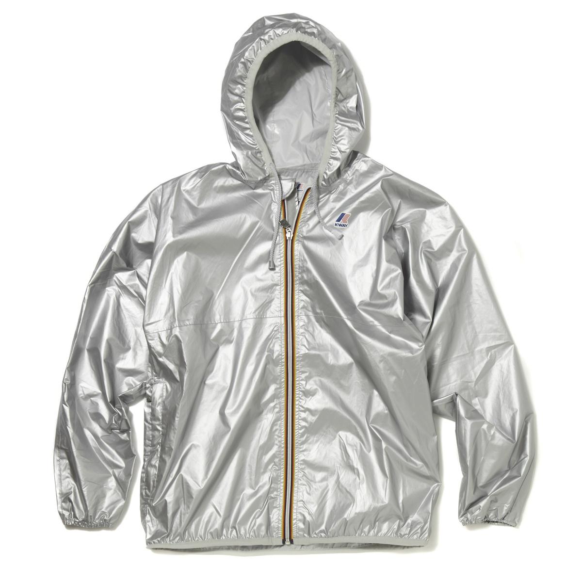 k way unisex claude classic full zip waterproof hooded sweatshirt mac jacket ebay. Black Bedroom Furniture Sets. Home Design Ideas