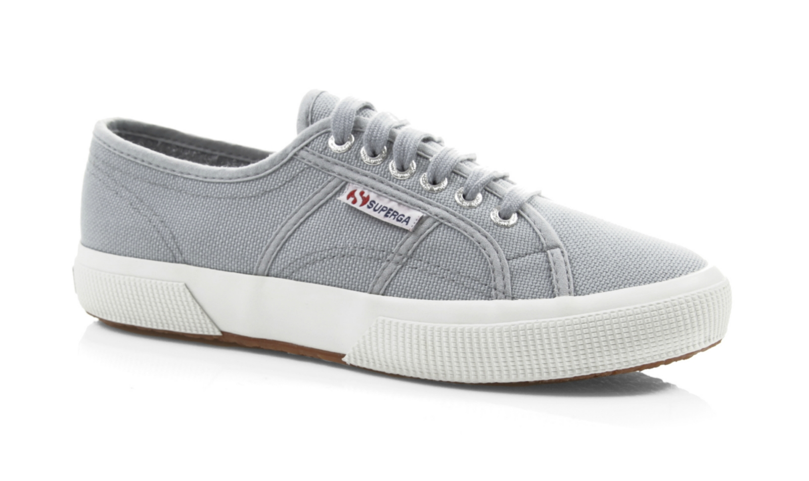 how to clean grey canvas shoes