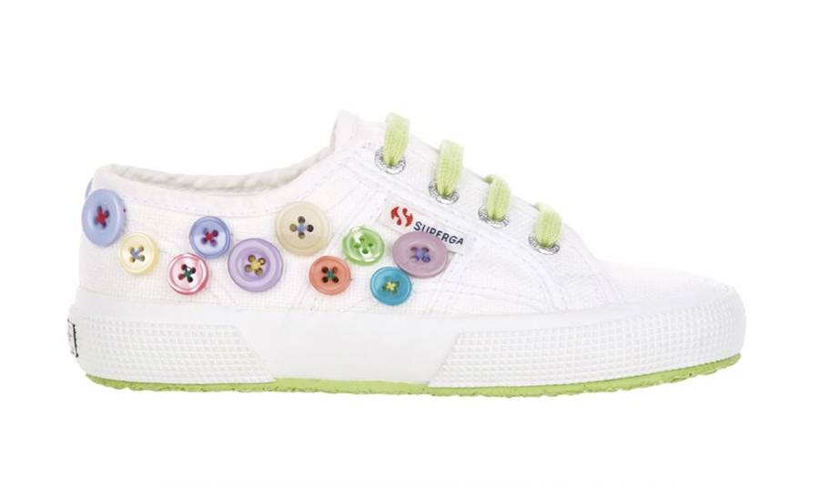 Superga-2750-Cotj-Button-Kids-Gum-Sole-Cotton-Lace-Up-Shoes
