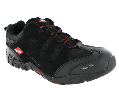 New-Mens-Lee-Cooper-Steel-Toe-Cap-Safety-Trainers-Shoes-Work-Botts-Size-7-12-UK