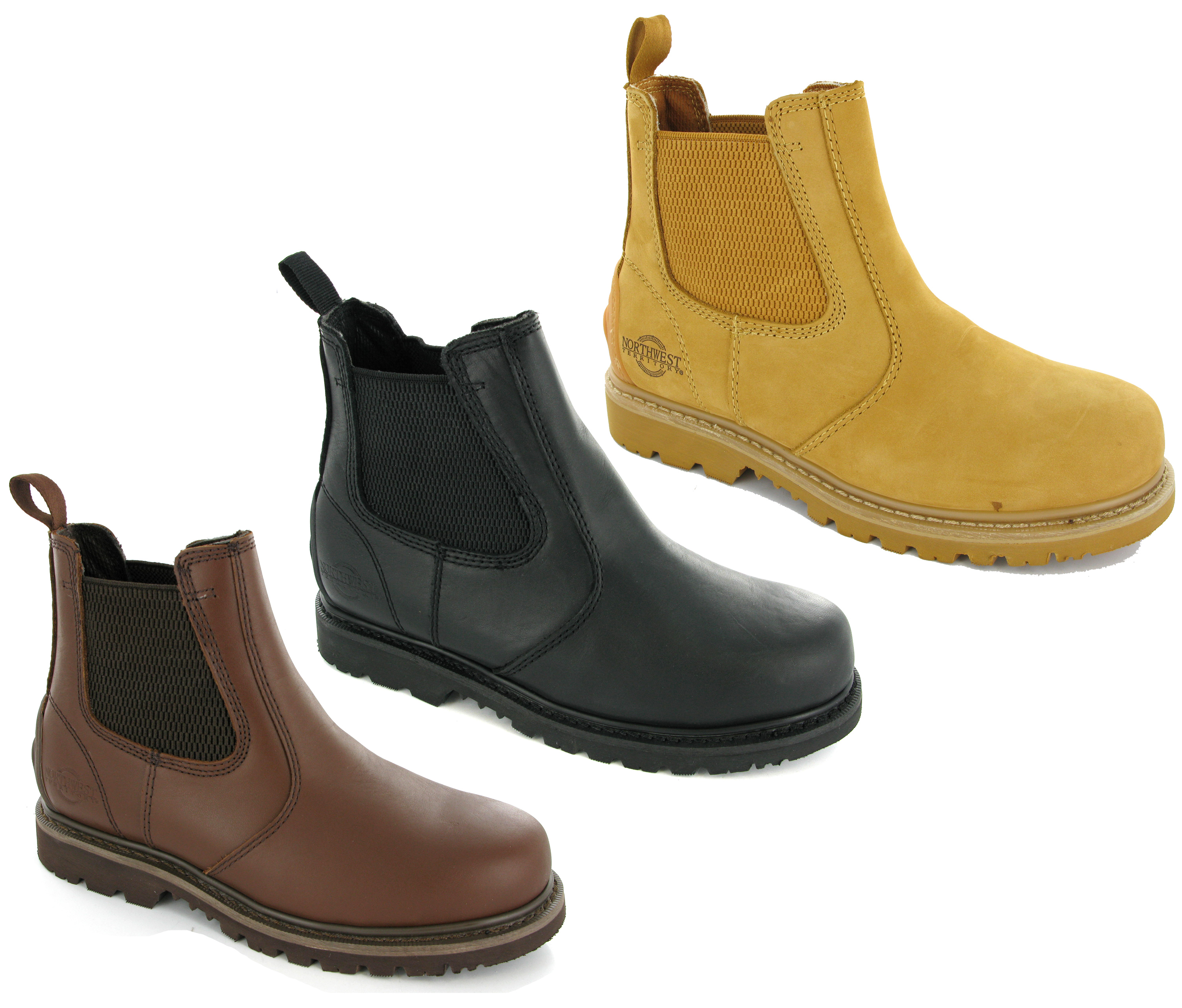 These boots are a must for all adventurers! These enviably smart, functional Rigger boots can withstand just about anything you throw at them and still look great.