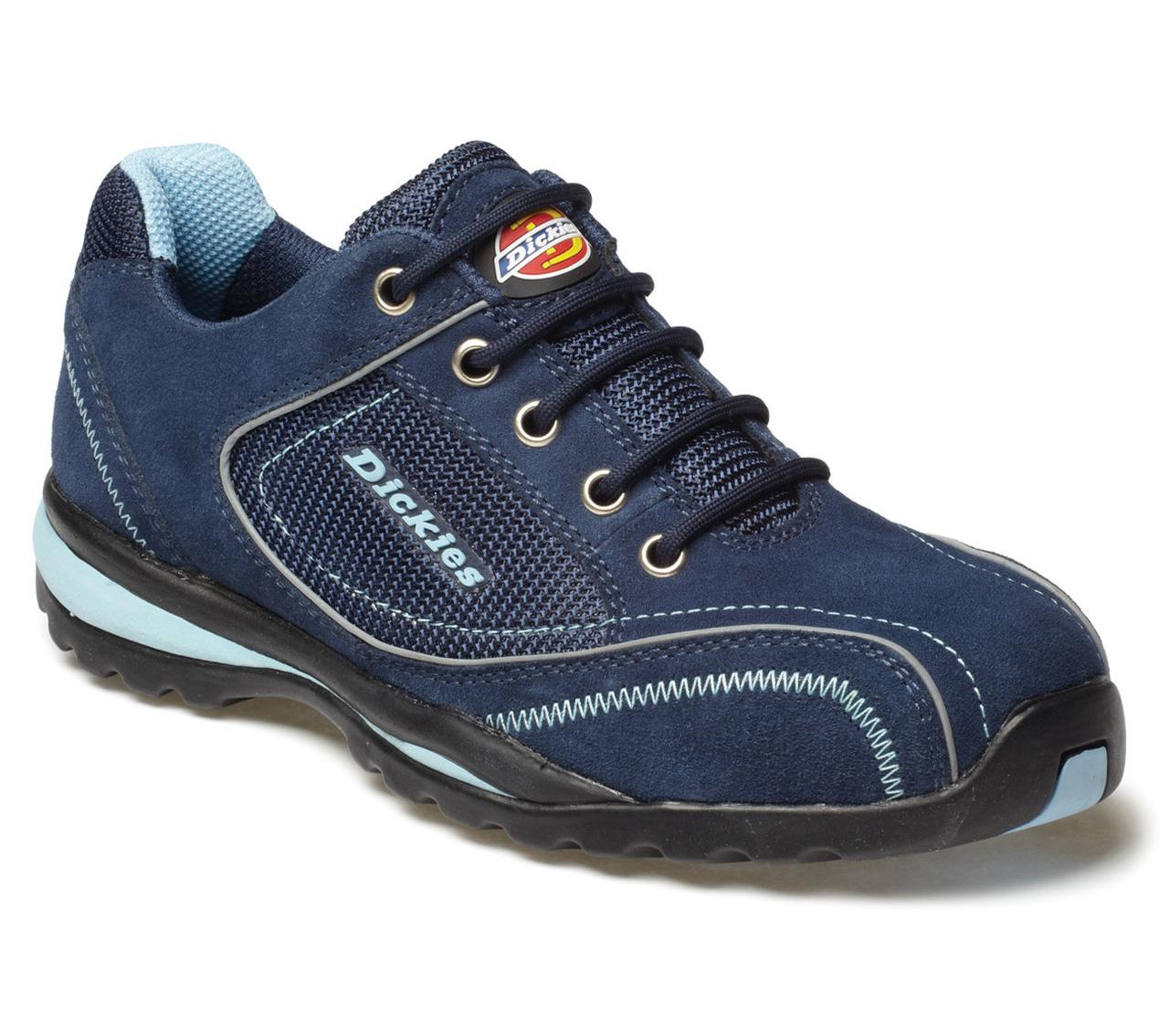 Steel Toe Womens Shoes Size
