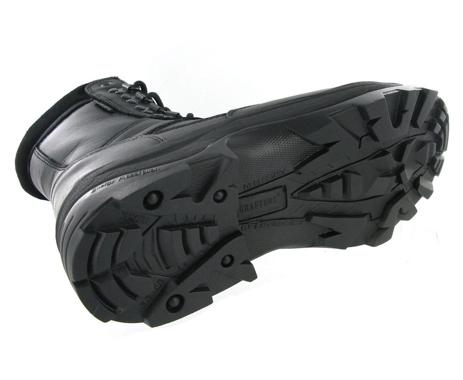 Grafters Tornado Waterproof Safety Steel Toe Cap Cap Cap  Herren Combat Stiefel Größe 3-14 6ad6dd