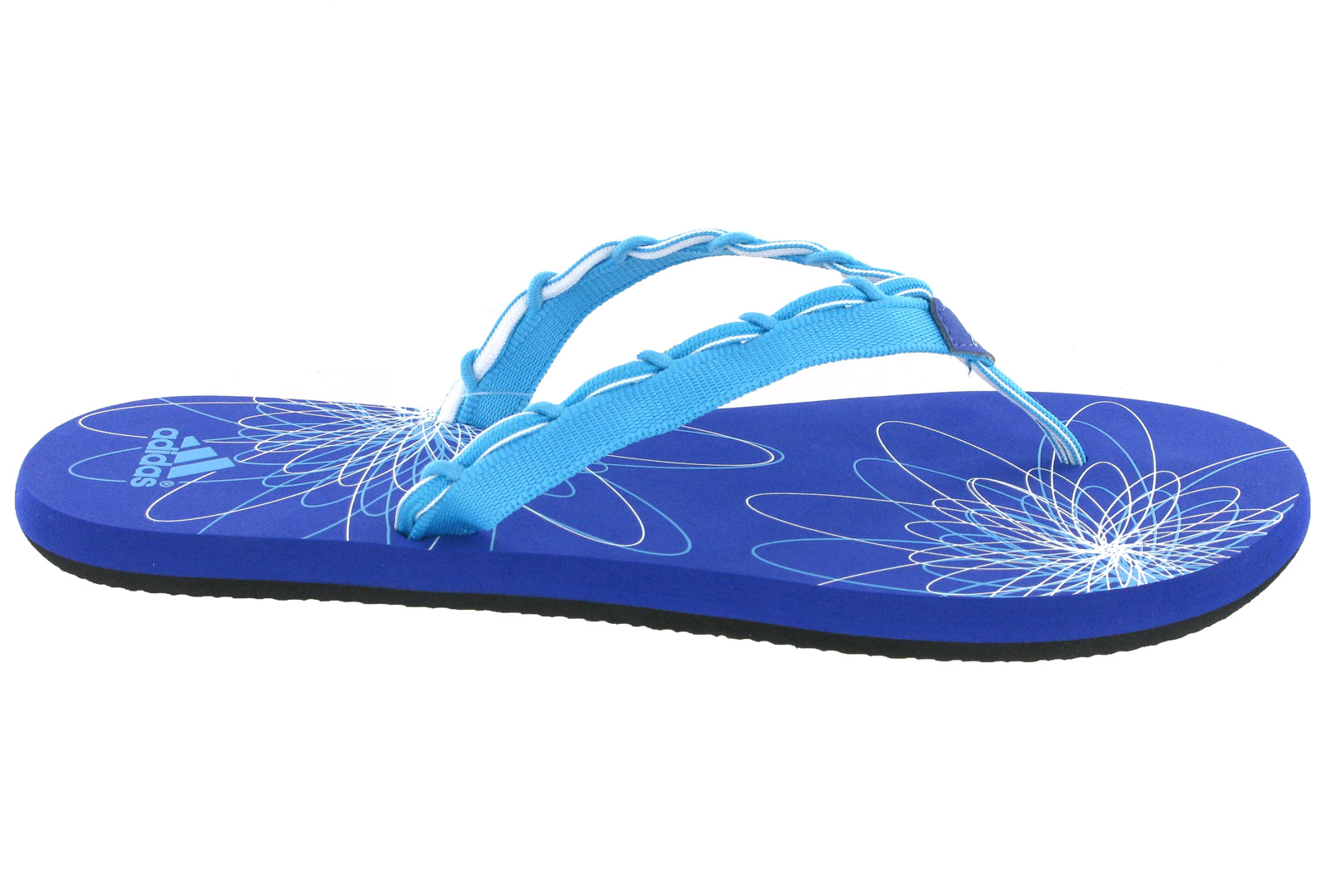 new womens adidas laosand purple comfort flip flop beach. Black Bedroom Furniture Sets. Home Design Ideas
