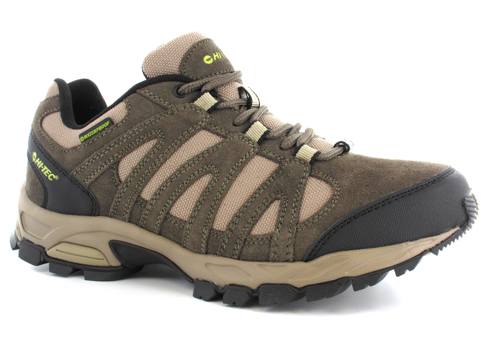 Mens Hi Tec Lightweight Hiking Shoes