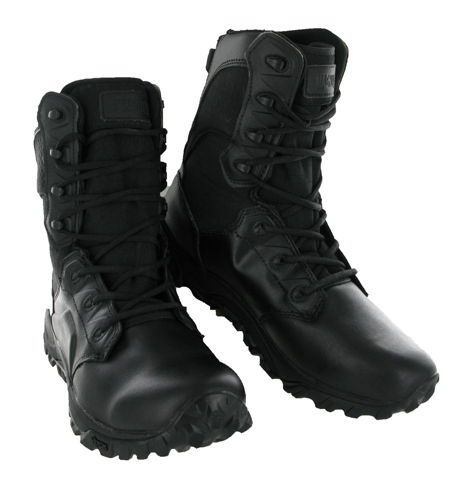 New Men Magnum Mach 2 8.0 Black Lightweight Combat Police Ankle ...