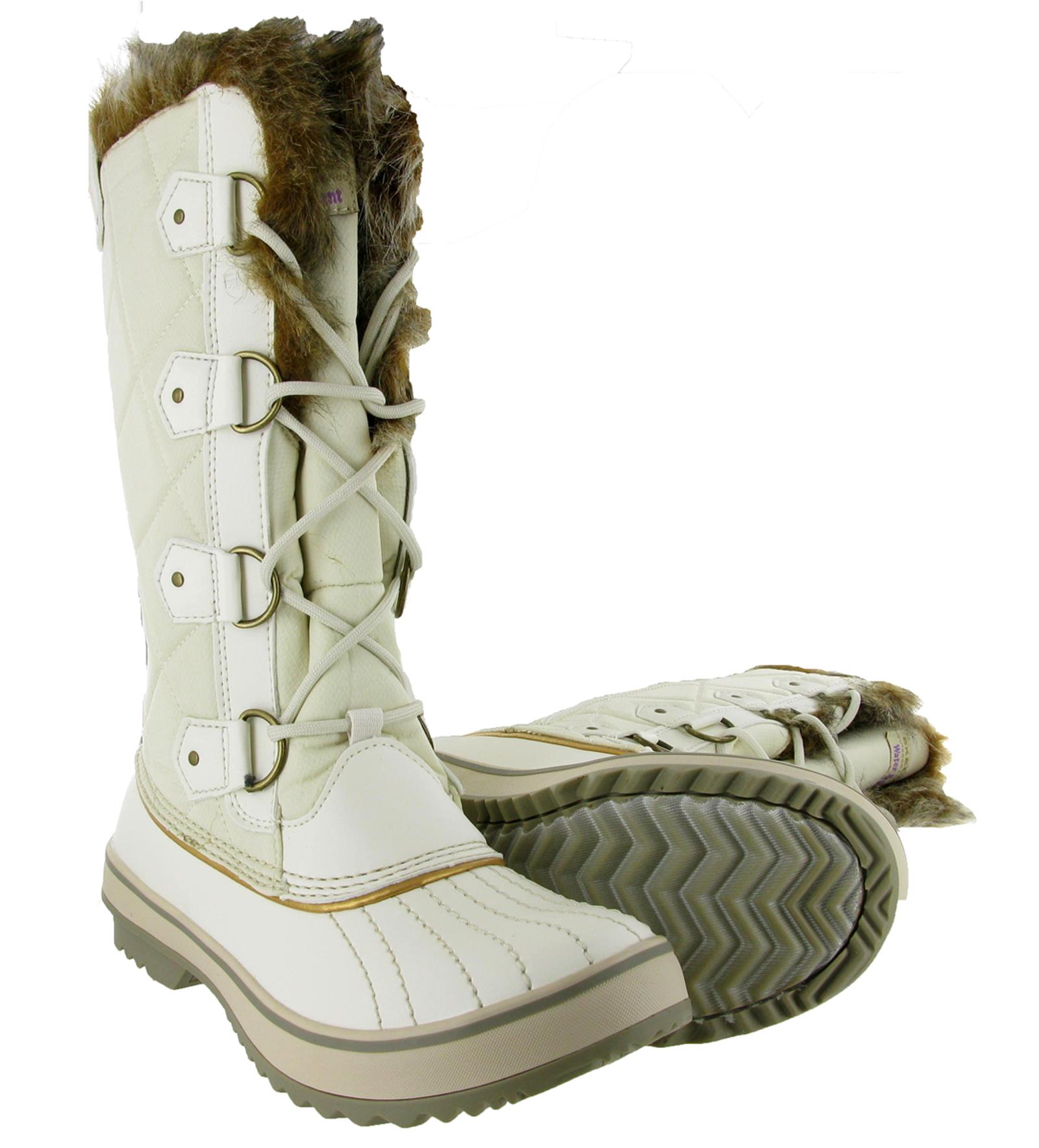 Skechers Premium Fur Womens Shoes