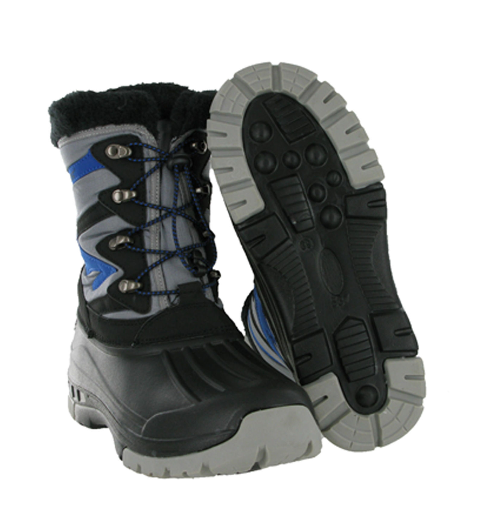 Snow and winter boots for boys and girls provide thermal insulation and slip-resistant soles that can keep your toes toasty and well-protected, whether you need to conquer deep snowdrifts or just maintain an even foothold on the ice and slush.