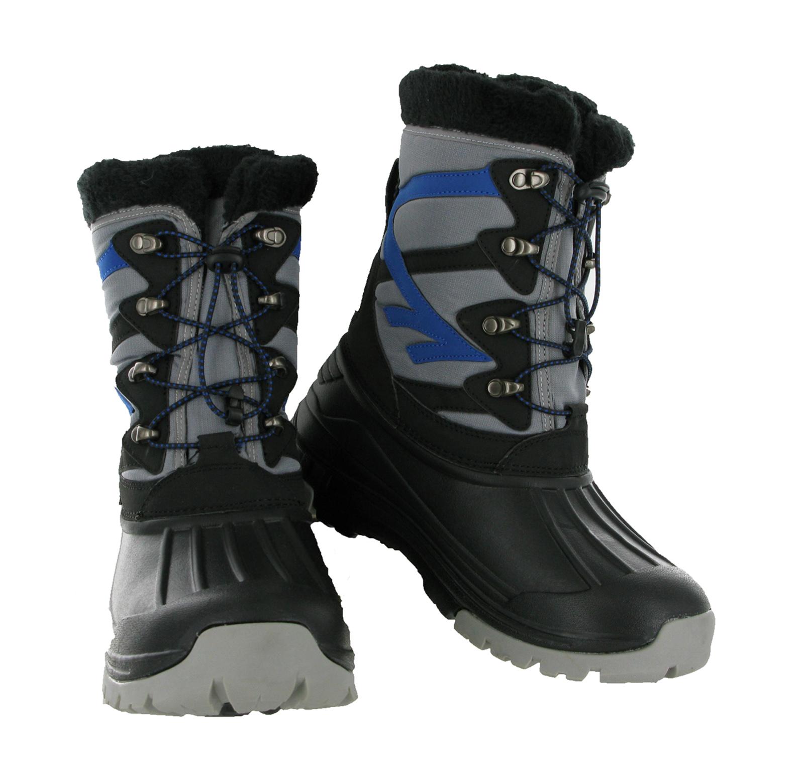 New Boys Hi-Tec Avalanche Lightweight Winter Warm Comfy