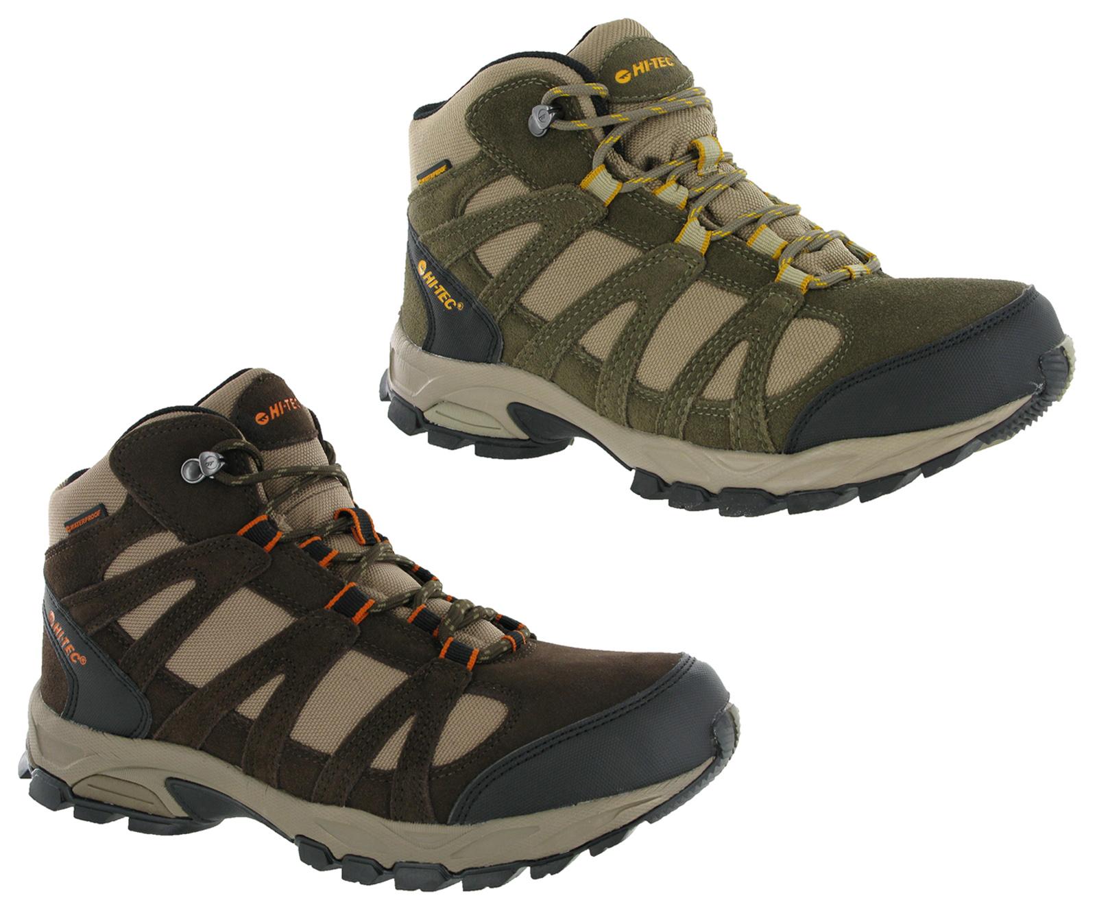 Best Waterproof Hiking Boots Men Images