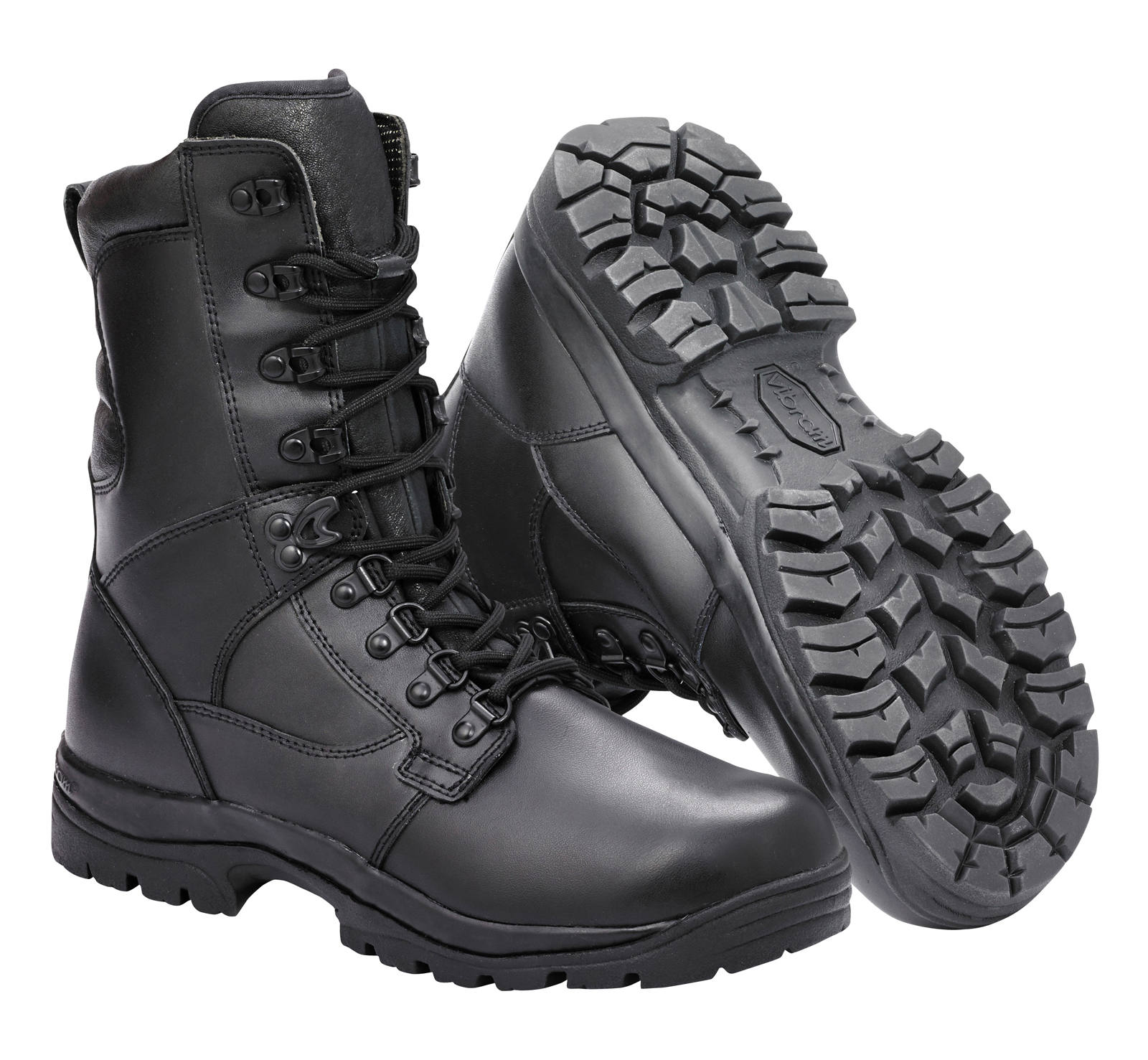 mens magnum elite ii black leather waterproof tactical