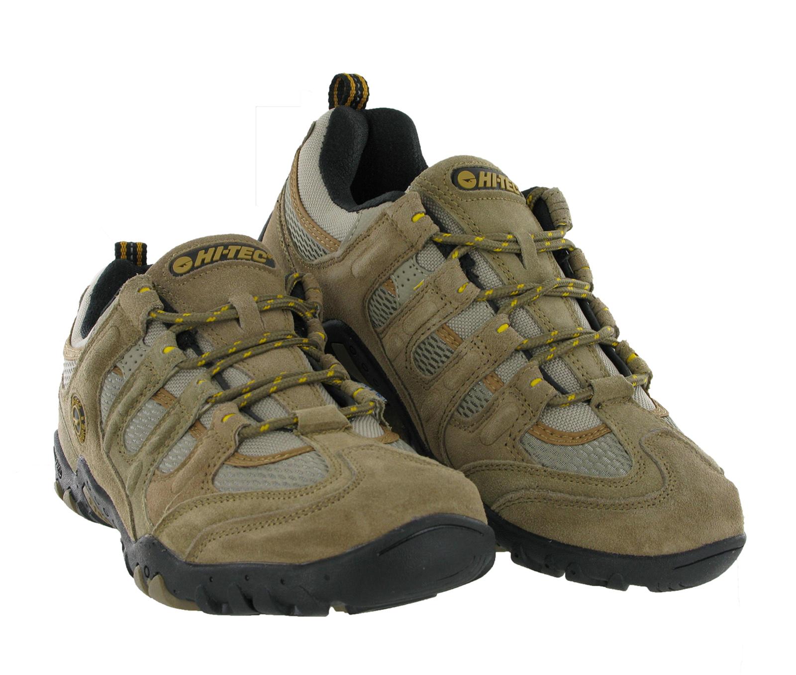 Hi Tec Mens Quadra Classic Trail Shoes