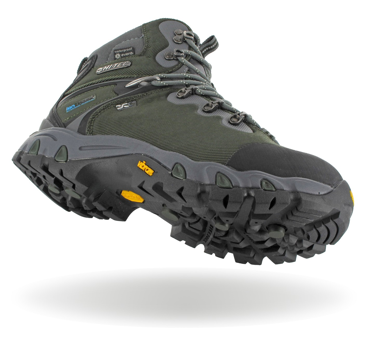 Mens Hi Tec Cascadia Event Wpi Waterproof Walking Hiking