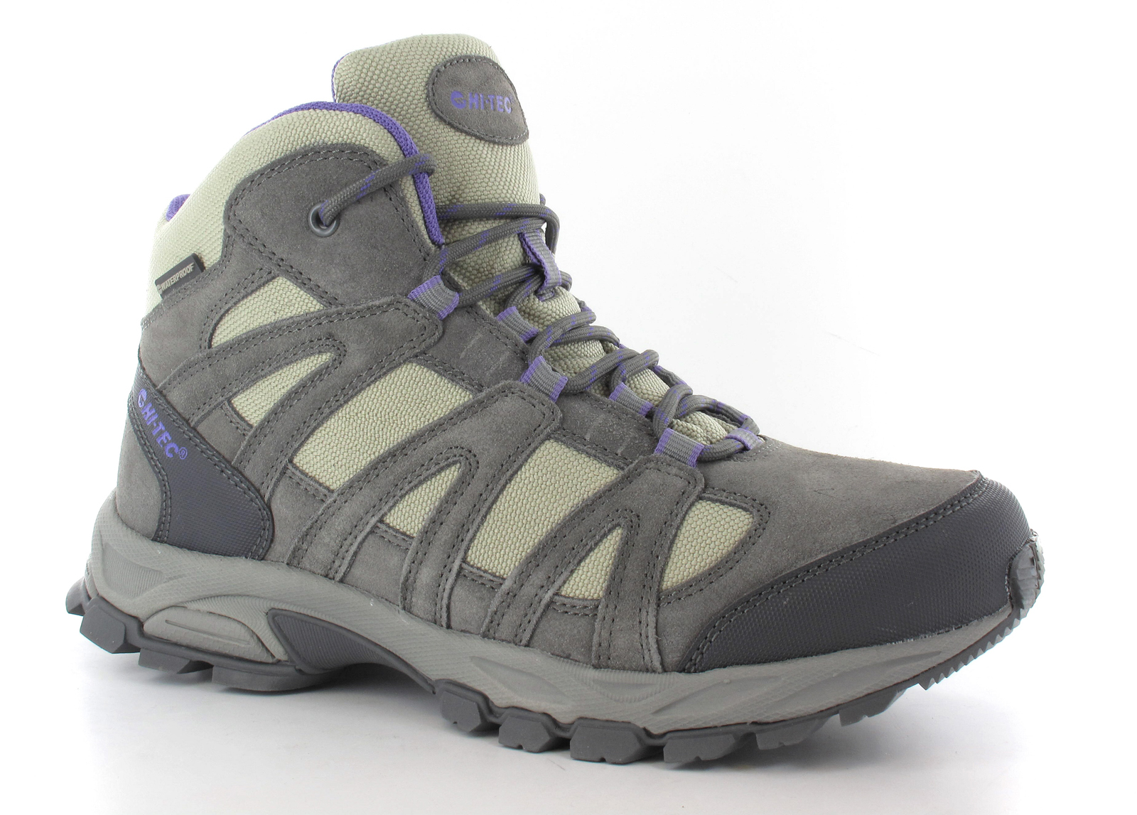 womens hi tec alto waterproof lightweight hiking walking