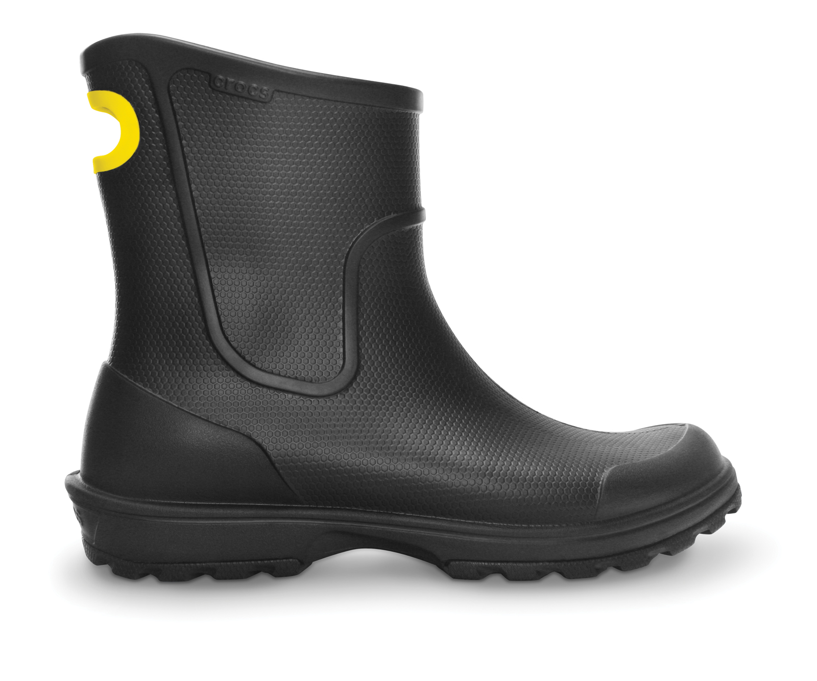Mens Rubber Rain Shoes