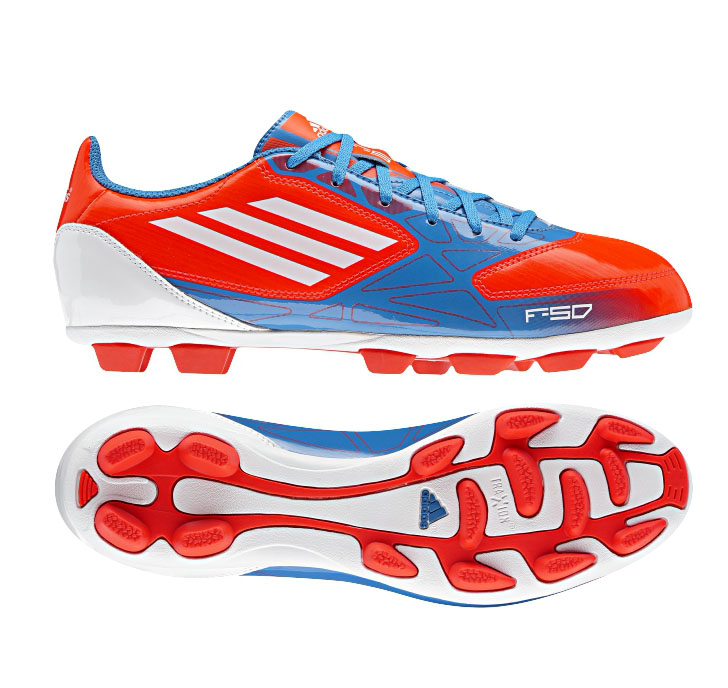 e7cefca11 Adidas F5 F50 Trx Hg Moulded Studs Astro Turf Mens Football Soccer Boots  Uk6 11